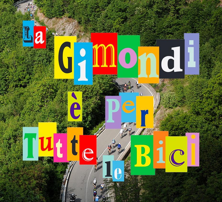 La GF Gimondi - Bianchi è per tutte le bici